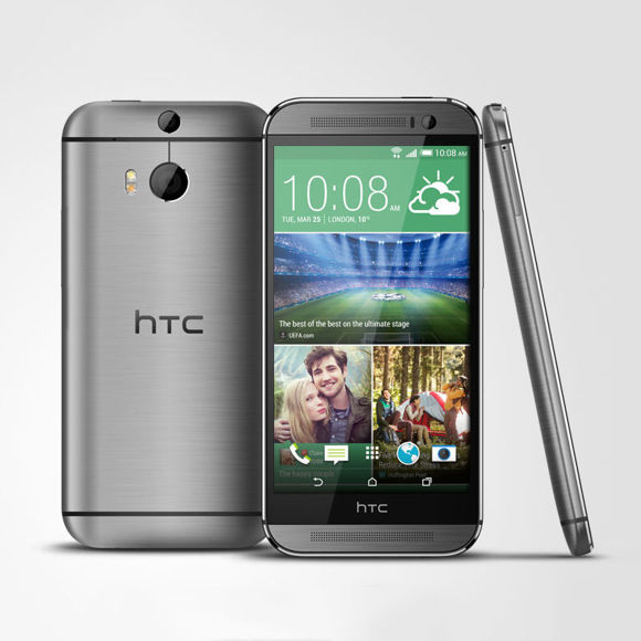 Afbeeldingen van HTC One M8 Android L 5.0 Lollipop