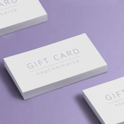 Picture of $50 Physical Gift Card